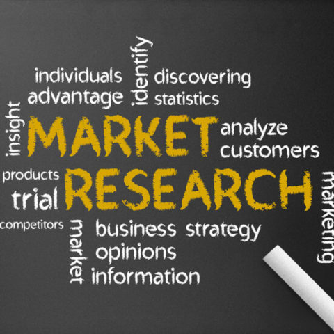 market research involves many tasks | image